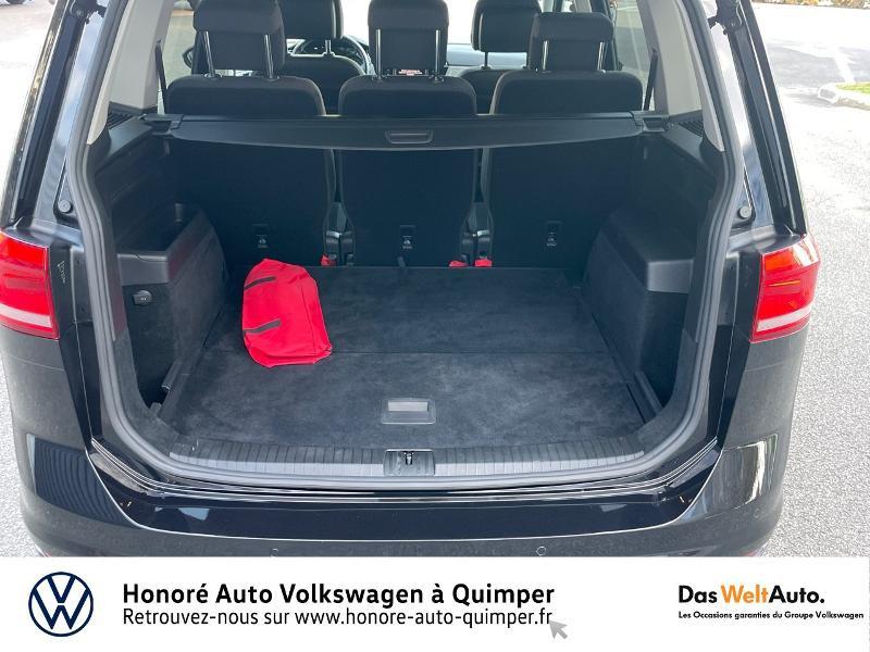 Photo 6 de l'offre de VOLKSWAGEN Touran 1.6 TDI 115ch BlueMotion Technology FAP Confortline Business DSG7 5 places à 17990€ chez Honore Auto - Volkswagen Quimper