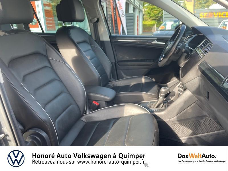 Photo 8 de l'offre de VOLKSWAGEN Tiguan 2.0 TDI 150ch Carat Exclusive DSG7 Euro6d-T à 31990€ chez Honore Auto - Volkswagen Quimper