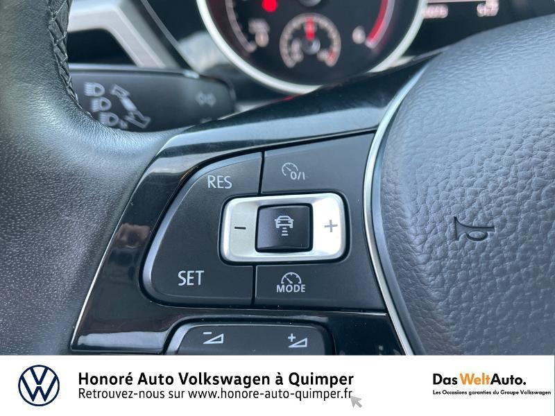 Photo 12 de l'offre de VOLKSWAGEN Touran 1.6 TDI 115ch BlueMotion Technology FAP Confortline Business DSG7 5 places à 17990€ chez Honore Auto - Volkswagen Quimper