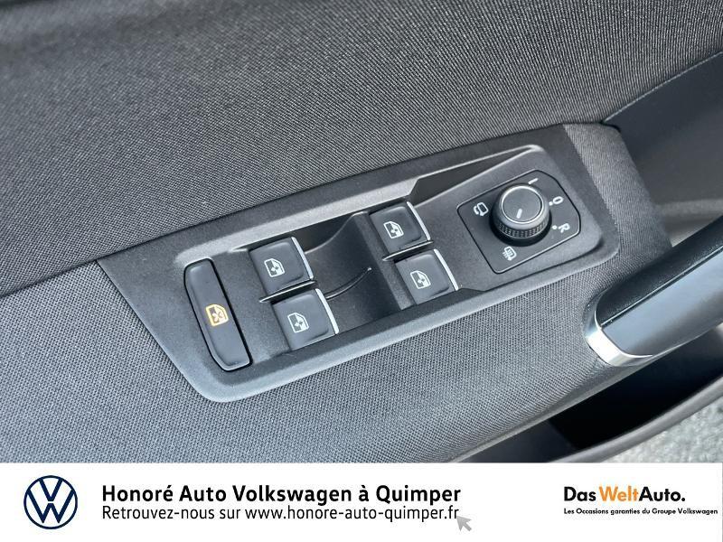 Photo 10 de l'offre de VOLKSWAGEN Touran 1.6 TDI 115ch BlueMotion Technology FAP Confortline Business DSG7 5 places à 17990€ chez Honore Auto - Volkswagen Quimper