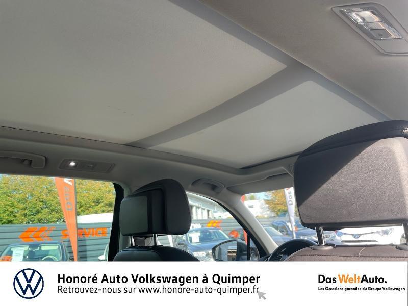 Photo 9 de l'offre de VOLKSWAGEN Tiguan 2.0 TDI 150ch Carat Exclusive DSG7 Euro6d-T à 31990€ chez Honore Auto - Volkswagen Quimper