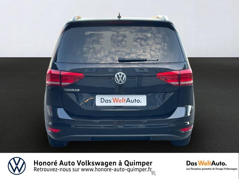 Photo 5 de l'offre de VOLKSWAGEN Touran 1.6 TDI 115ch BlueMotion Technology FAP Confortline Business DSG7 5 places à 17990€ chez Honore Auto - Volkswagen Quimper