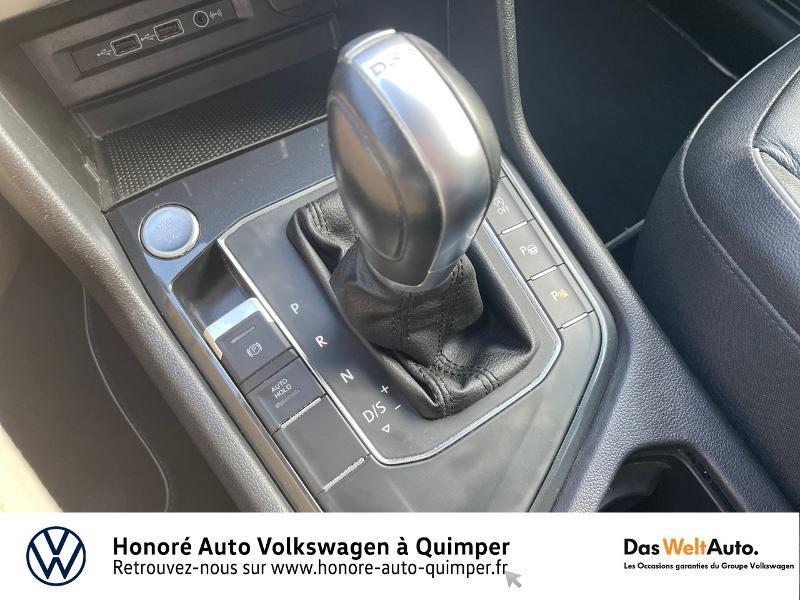 Photo 15 de l'offre de VOLKSWAGEN Tiguan 2.0 TDI 150ch Carat Exclusive DSG7 Euro6d-T à 31990€ chez Honore Auto - Volkswagen Quimper