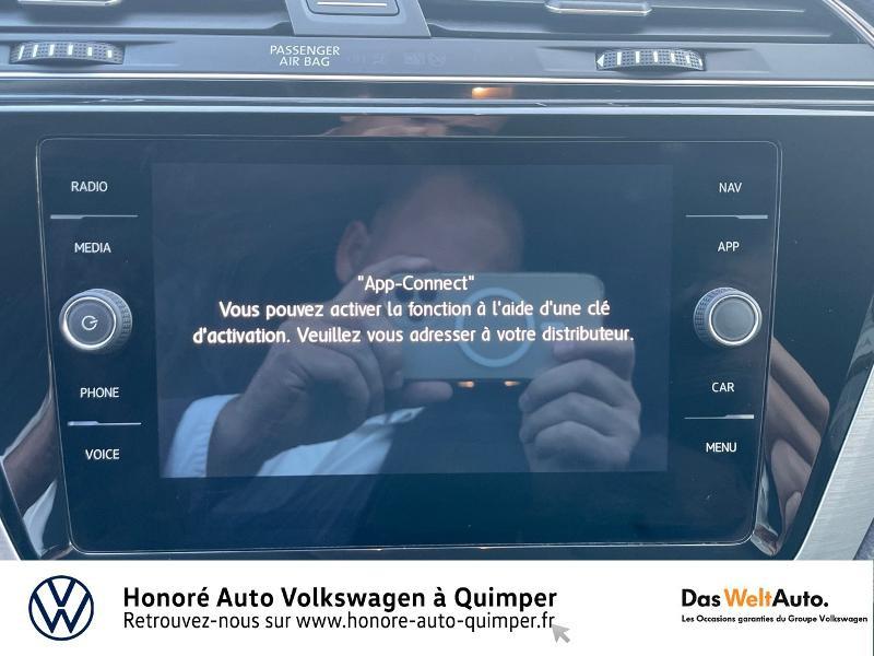 Photo 16 de l'offre de VOLKSWAGEN Touran 1.6 TDI 115ch BlueMotion Technology FAP Confortline Business DSG7 5 places à 17990€ chez Honore Auto - Volkswagen Quimper