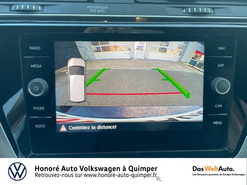 Photo 13 de l'offre de VOLKSWAGEN Touran 1.6 TDI 115ch BlueMotion Technology FAP Confortline Business DSG7 5 places à 17990€ chez Honore Auto - Volkswagen Quimper