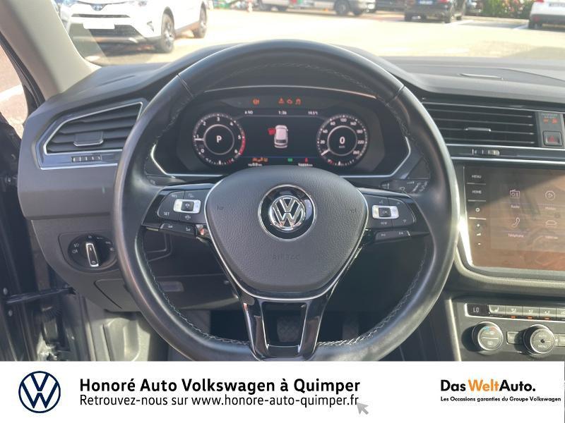 Photo 13 de l'offre de VOLKSWAGEN Tiguan 2.0 TDI 150ch Carat Exclusive DSG7 Euro6d-T à 31990€ chez Honore Auto - Volkswagen Quimper