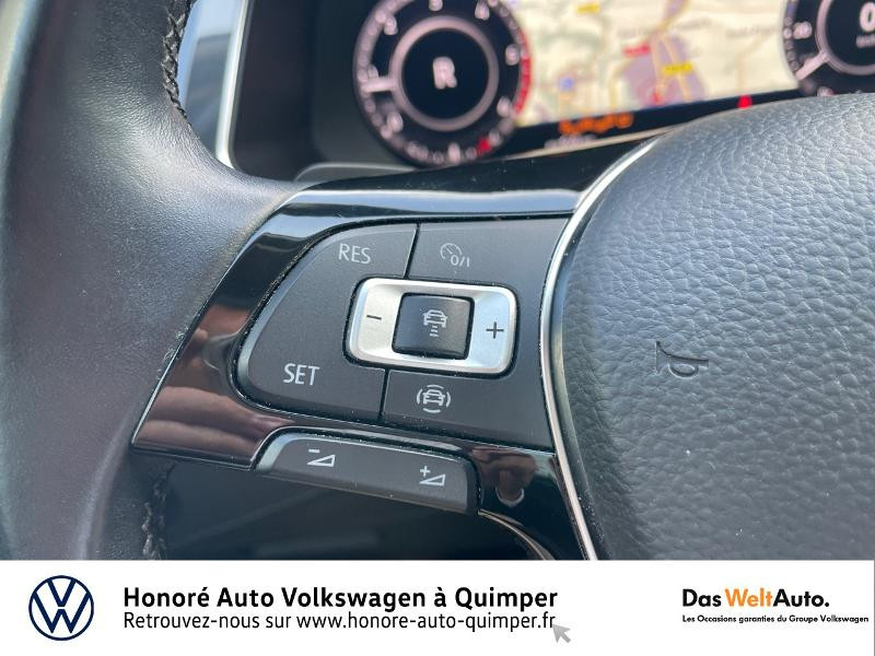 Photo 19 de l'offre de VOLKSWAGEN Tiguan 2.0 TDI 150ch Carat Exclusive DSG7 Euro6d-T à 31990€ chez Honore Auto - Volkswagen Quimper