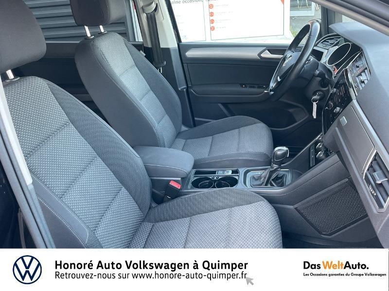 Photo 8 de l'offre de VOLKSWAGEN Touran 1.6 TDI 115ch BlueMotion Technology FAP Confortline Business DSG7 5 places à 17990€ chez Honore Auto - Volkswagen Quimper