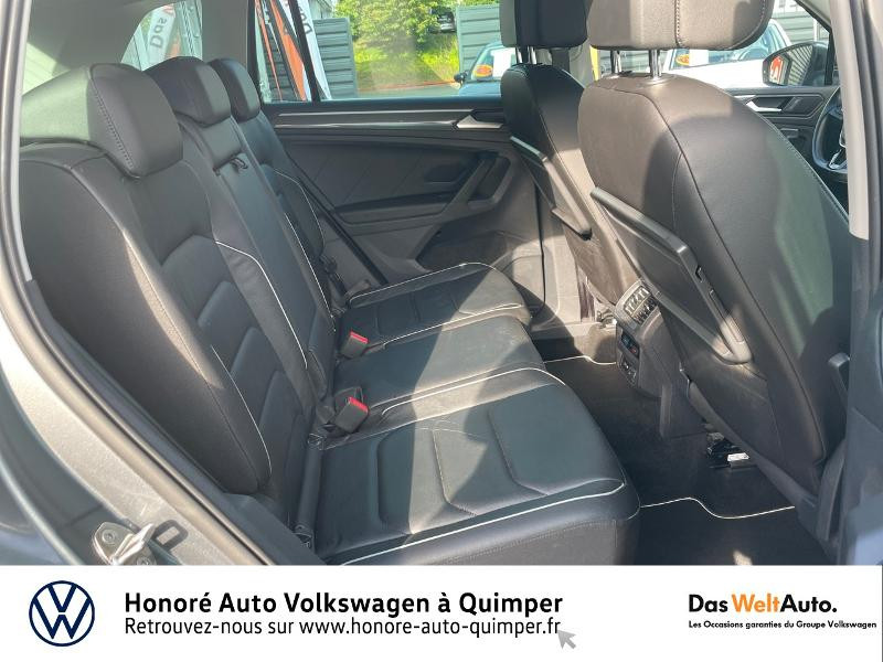 Photo 7 de l'offre de VOLKSWAGEN Tiguan 2.0 TDI 150ch Carat Exclusive DSG7 Euro6d-T à 31990€ chez Honore Auto - Volkswagen Quimper