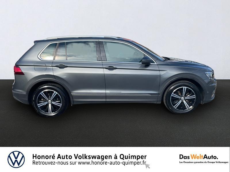 Photo 4 de l'offre de VOLKSWAGEN Tiguan 2.0 TDI 150ch Carat Exclusive DSG7 Euro6d-T à 31990€ chez Honore Auto - Volkswagen Quimper