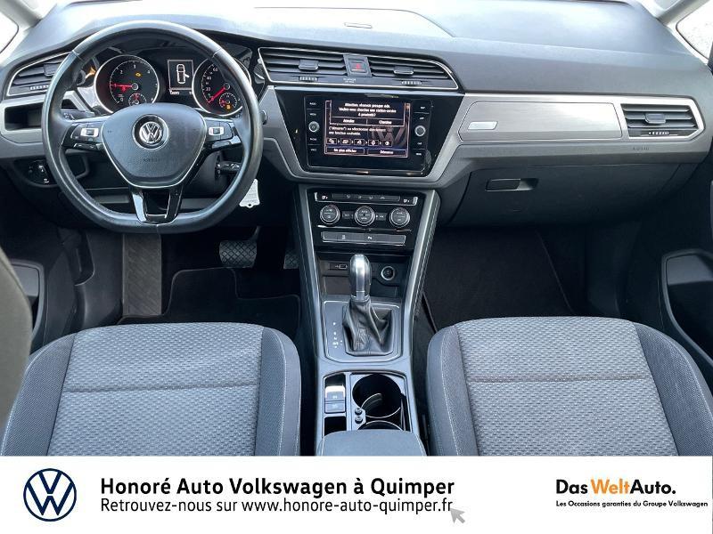 Photo 9 de l'offre de VOLKSWAGEN Touran 1.6 TDI 115ch BlueMotion Technology FAP Confortline Business DSG7 5 places à 17990€ chez Honore Auto - Volkswagen Quimper