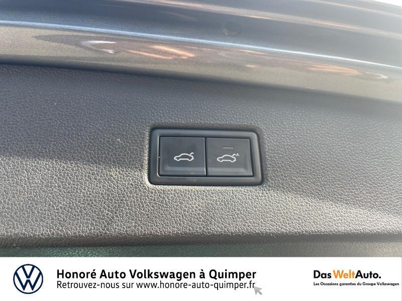 Photo 6 de l'offre de VOLKSWAGEN Tiguan 2.0 TDI 150ch Carat Exclusive DSG7 Euro6d-T à 31990€ chez Honore Auto - Volkswagen Quimper