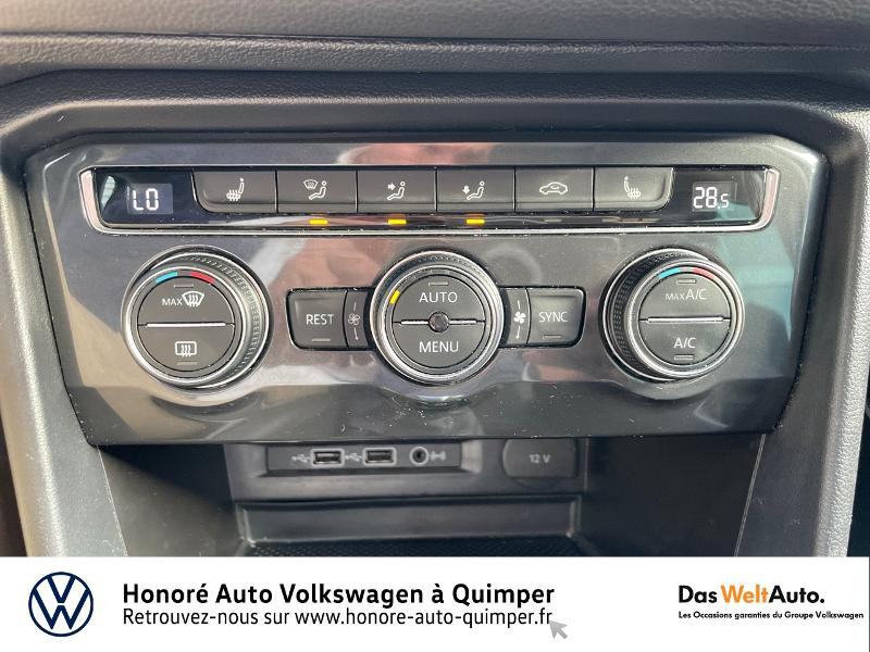 Photo 16 de l'offre de VOLKSWAGEN Tiguan 2.0 TDI 150ch Carat Exclusive DSG7 Euro6d-T à 31990€ chez Honore Auto - Volkswagen Quimper