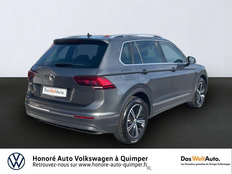 Photo 2 de l'offre de VOLKSWAGEN Tiguan 2.0 TDI 150ch Carat Exclusive DSG7 Euro6d-T à 31990€ chez Honore Auto - Volkswagen Quimper