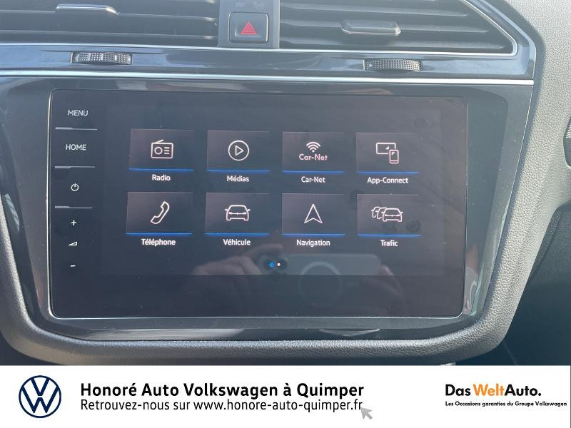 Photo 14 de l'offre de VOLKSWAGEN Tiguan 2.0 TDI 150ch Carat Exclusive DSG7 Euro6d-T à 31990€ chez Honore Auto - Volkswagen Quimper
