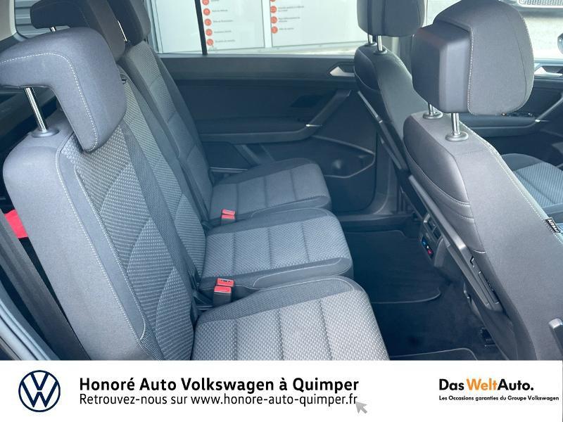 Photo 7 de l'offre de VOLKSWAGEN Touran 1.6 TDI 115ch BlueMotion Technology FAP Confortline Business DSG7 5 places à 17990€ chez Honore Auto - Volkswagen Quimper