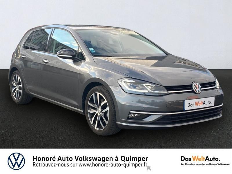 Volkswagen Golf 1.5 TSI EVO 150ch IQ.Drive DSG7 Euro6d-T 5p Essence GRIS F Occasion à vendre