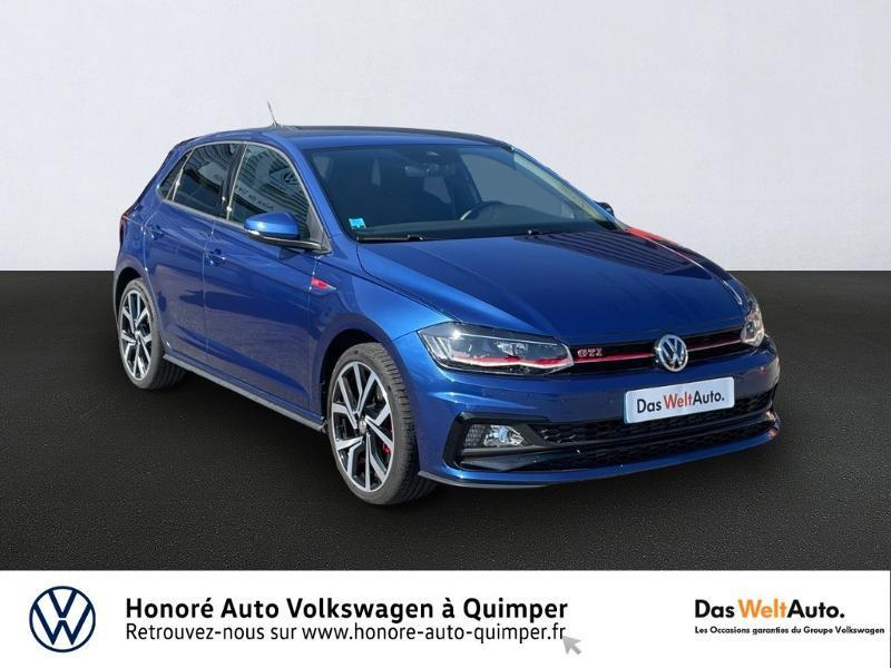 Volkswagen Polo 2.0 TSI 200ch GTI DSG6 Euro6d-T Essence BLEU RECIF Occasion à vendre
