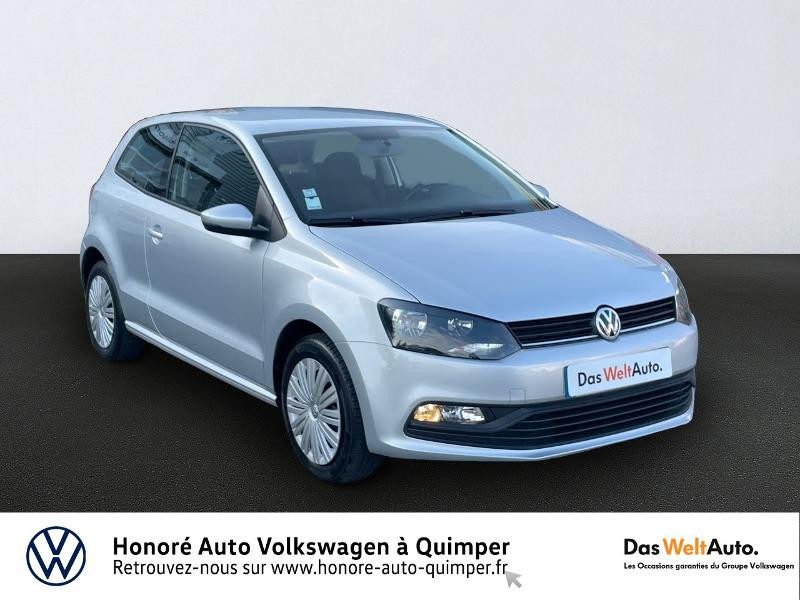 Volkswagen Polo 1.4 TDI 75ch BlueMotion Technology Trendline 3p Diesel gris Occasion à vendre