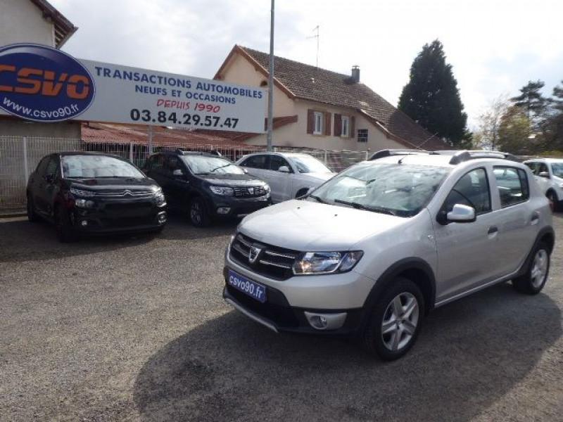 Dacia SANDERO 0.9 TCE 90CH STEPWAY PRESTIGE EURO6 Essence GRIS ARGENT Occasion à vendre