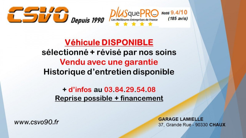 Photo 3 de l'offre de KIA CEE'D 1.0 T-GDI 120CH ISG GT LINE à 11980€ chez CSVO