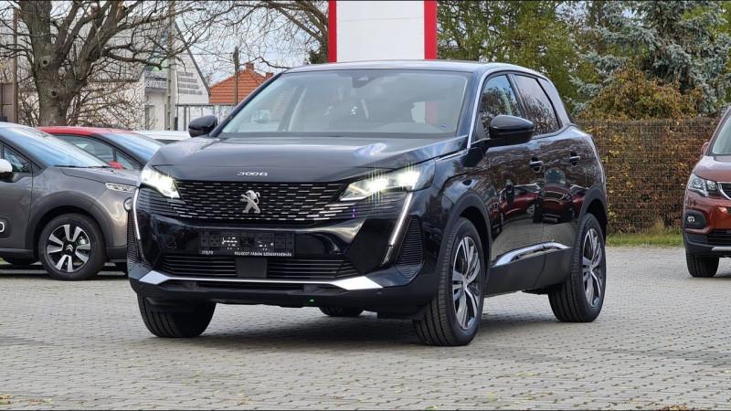 Peugeot 3008 1.5 BLUEHDI 130CH S&S ALLURE PACK EAT8 Neuf à vendre