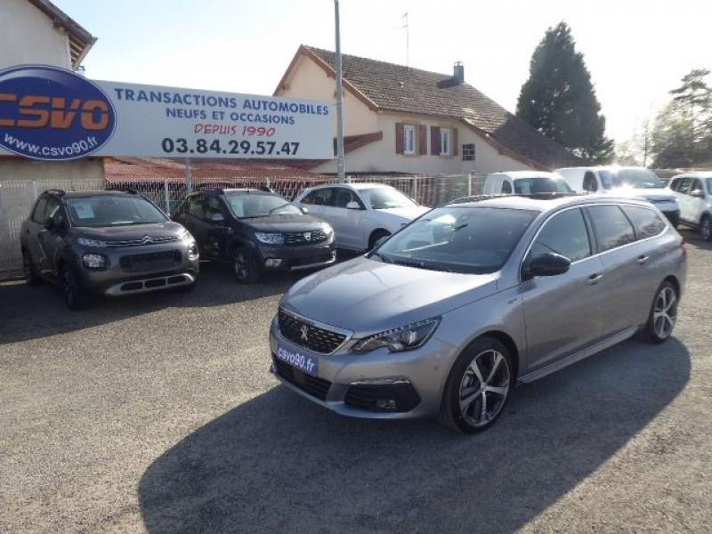 Peugeot 308 SW 1.5 BLUEHDI 130CH S&S GT PACK EAT8 Diesel GRIS ARTENCE Neuf à vendre