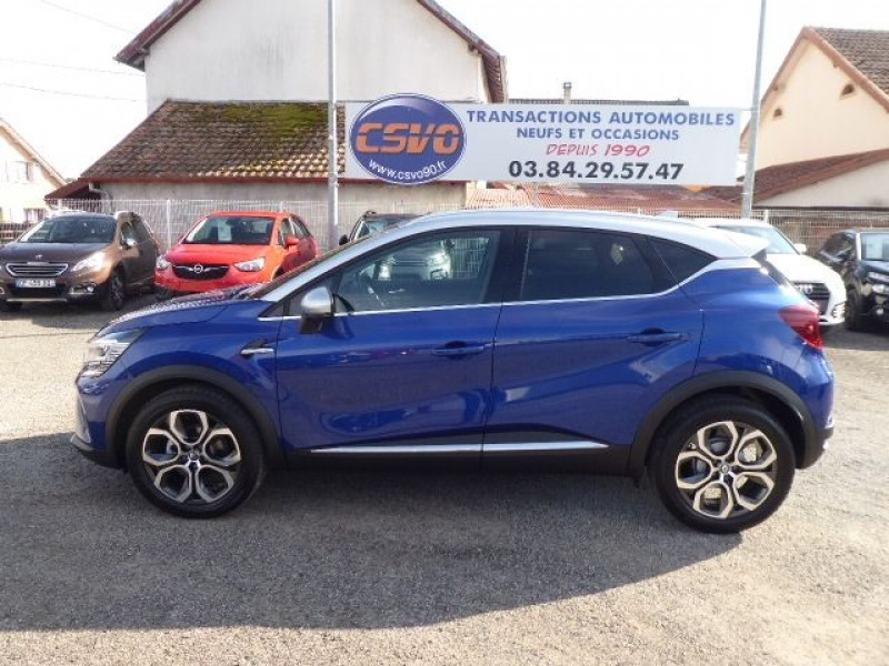 Photo 12 de l'offre de RENAULT CAPTUR II 1.3 TCE 130CH FAP EDITION ONE EDC à 24680€ chez CSVO