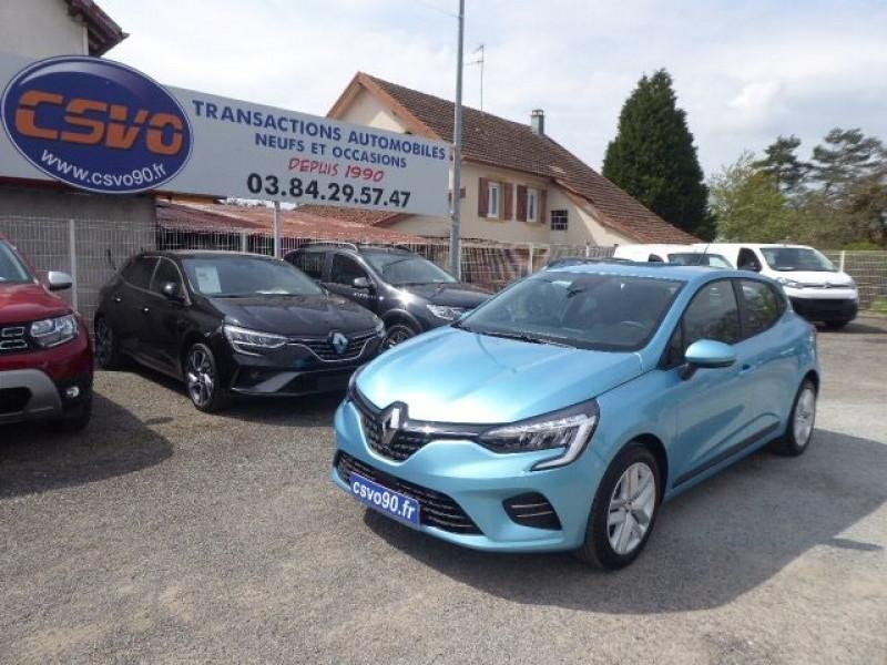 Renault CLIO V 1.0 TCE 90CH ZEN -21 Essence BLEU CELADON Neuf à vendre