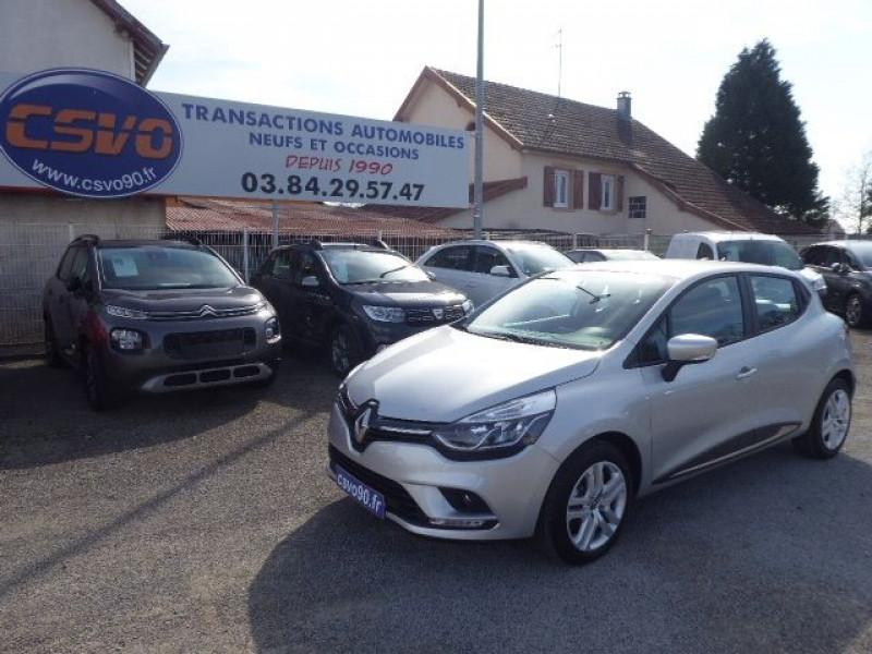 Renault CLIO IV 0.9 TCE 75CH ENERGY TREND 5P EURO6C Essence GRIS PLATINE Neuf à vendre