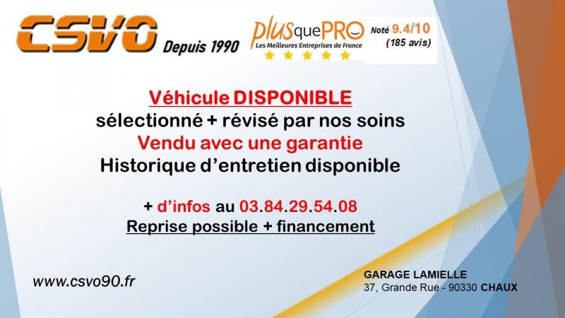 Photo 3 de l'offre de RENAULT KANGOO II EXPRESS MAXI 1.5 DCI 90CH GRAND VOLUME CONFORT à 14970€ chez CSVO