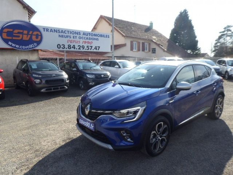 Photo 1 de l'offre de RENAULT CAPTUR II 1.3 TCE 130CH FAP EDITION ONE EDC à 24680€ chez CSVO
