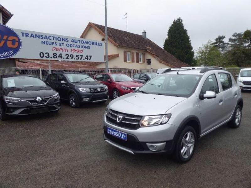 Dacia SANDERO 1.5 DCI 90CH ECO² STEPWAY PRESTIGE EURO6 Diesel GRIS PLATINE Occasion à vendre