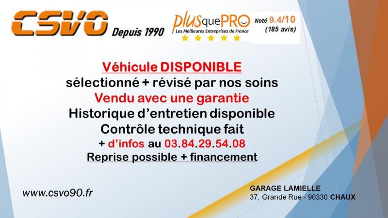 Photo 3 de l'offre de DACIA SANDERO 1.5 DCI 90CH ECO² STEPWAY PRESTIGE EURO6 à 7420€ chez CSVO