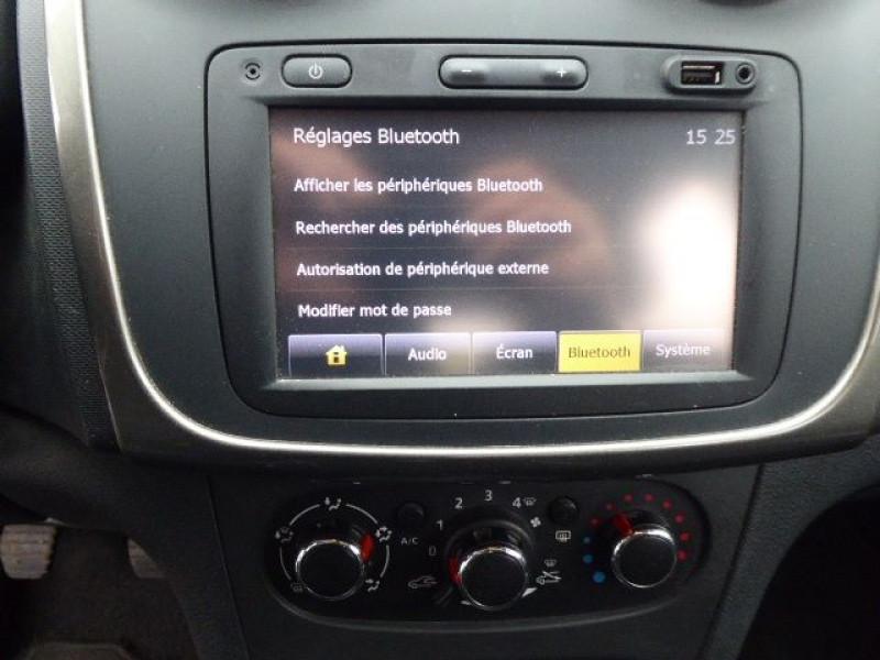 Photo 7 de l'offre de DACIA SANDERO 1.5 DCI 90CH ECO² STEPWAY PRESTIGE EURO6 à 7420€ chez CSVO