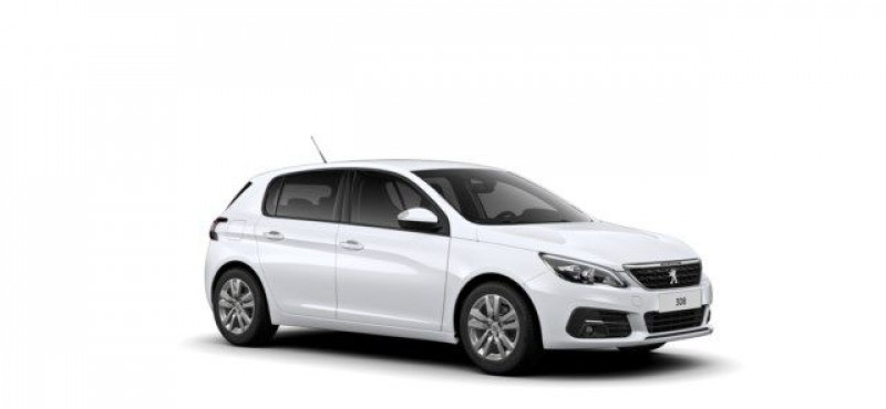 Peugeot 308 1.2 PURETECH 110CH S&S ACTIVE PACK Essence BLANC PERLE Neuf à vendre