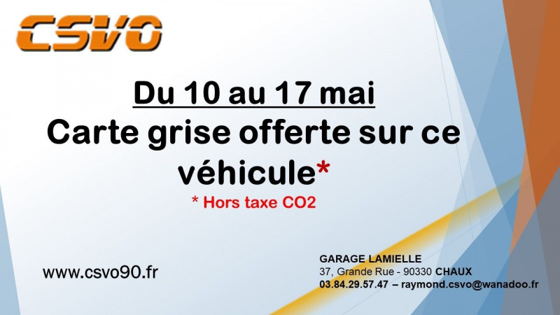 Photo 17 de l'offre de CITROEN JUMPY FG XL 2.0 BLUEHDI 150CH S&S CLUB à 21960€ chez CSVO
