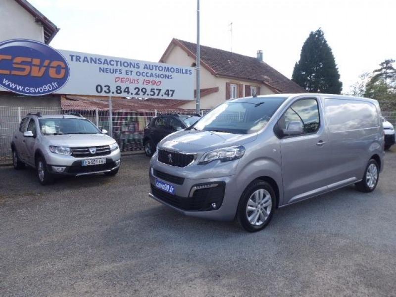 Peugeot EXPERT FG STANDARD 2.0 BLUEHDI 180CH PREMIUM PACK S&S EAT6 Diesel GRIS ARTENCE Neuf à vendre