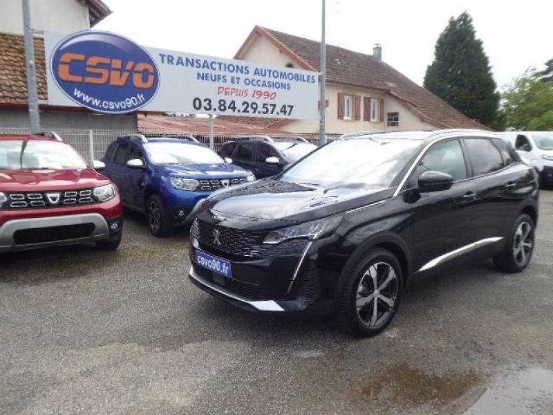 Peugeot 3008 1.5 BLUEHDI 130CH S&S ALLURE PACK EAT8 Diesel NOIR PERLA NERA Neuf à vendre