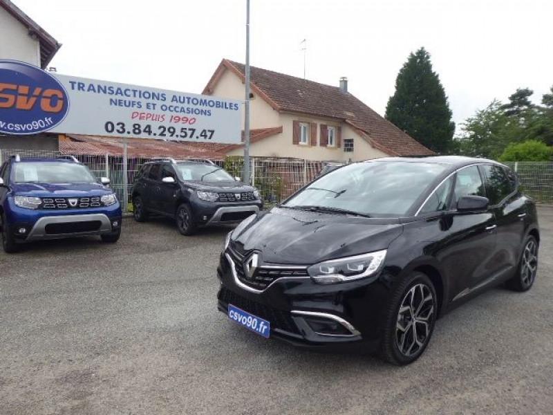 Renault SCENIC IV 1.3 TCE 140CH FAP INTENS EDC - 21 Essence NOIR ETOILE Neuf à vendre