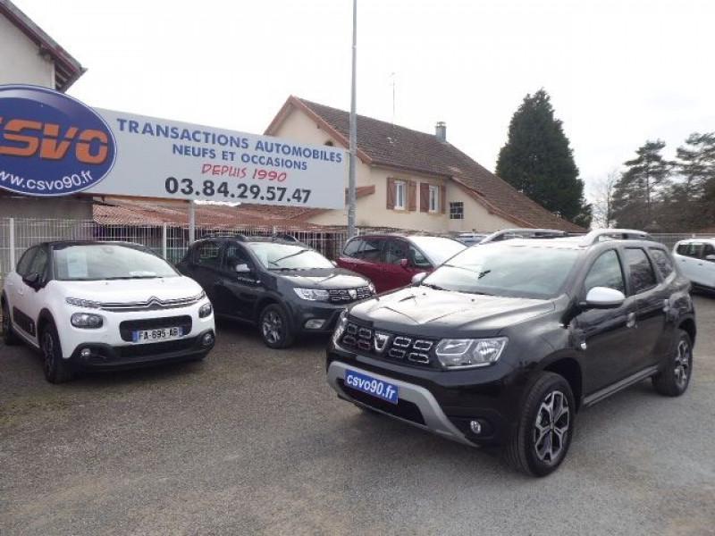 Dacia DUSTER 4X4 1.5 BLUE DCI 115CH PRESTIGE 4X4 E6U Diesel NOIR ETOILE Neuf à vendre
