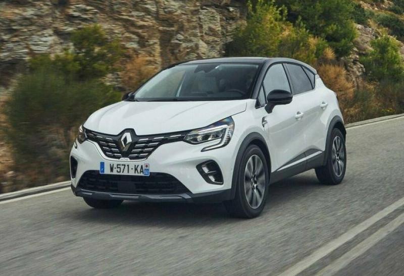 Renault CAPTUR II 1.3 TCE 140CH FAP INTENS EDC - 21 Essence BLANC TOIT NOIR Neuf à vendre