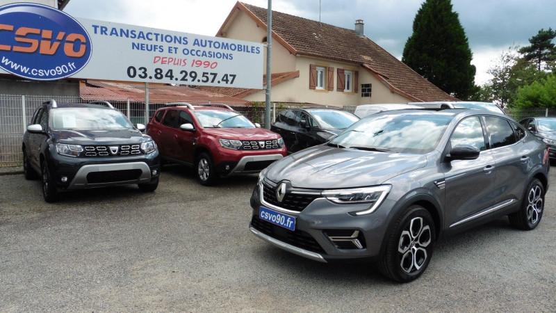 Renault ARKANA 1.3 TCE 140CH INTENS EDC -21B Essence GRIS TORNADO T/N Neuf à vendre