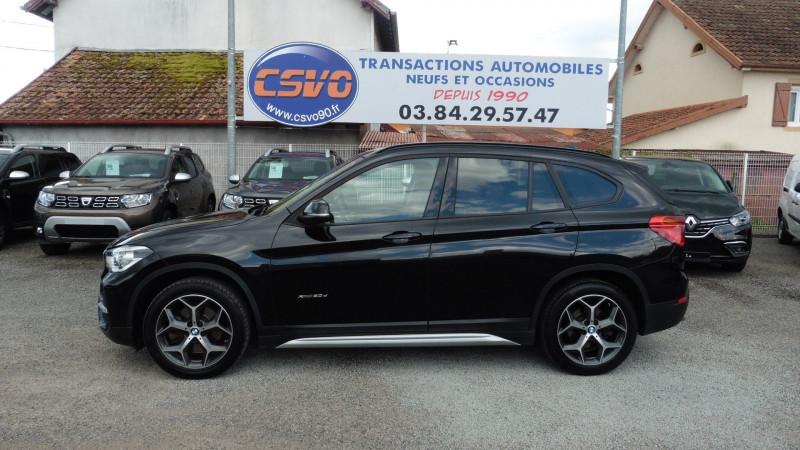 Photo 19 de l'offre de BMW X1 (F48) XDRIVE20DA 190CH SPORT à 22830€ chez CSVO