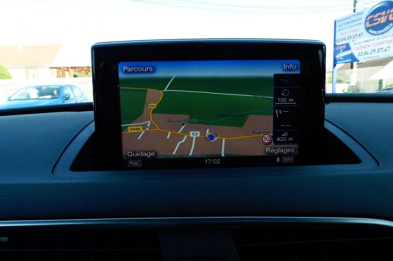 Photo 10 de l'offre de AUDI Q3 2.0 TDI 150CH S LINE QUATTRO à 32460€ chez CSVO
