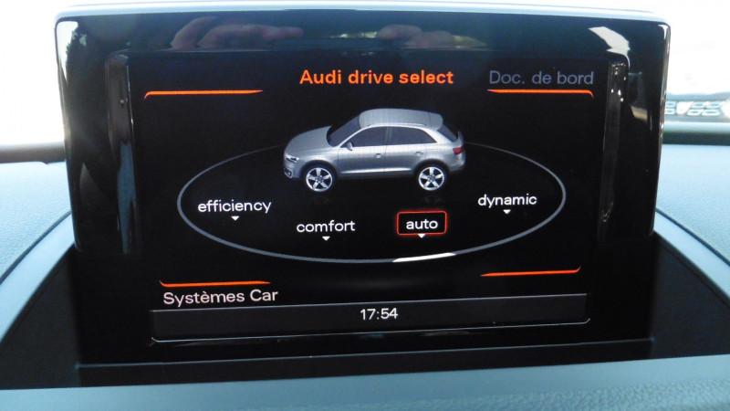Photo 8 de l'offre de AUDI Q3 2.0 TDI 150CH S LINE QUATTRO à 32460€ chez CSVO