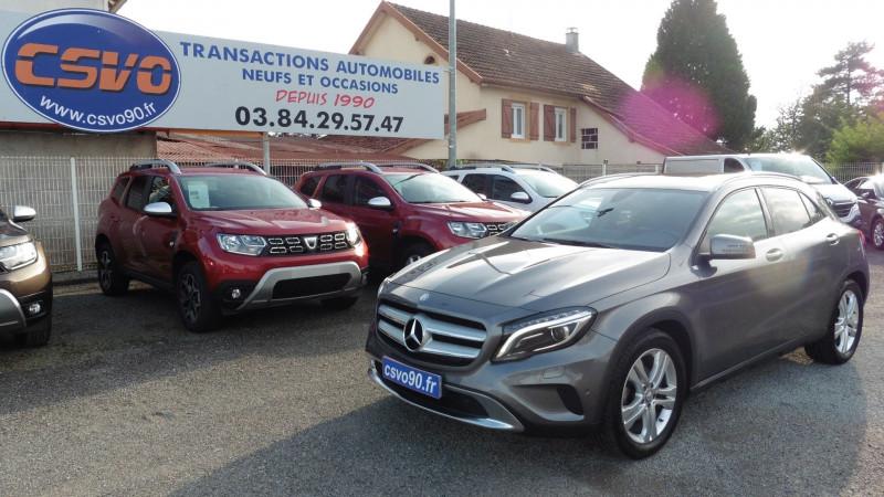 Mercedes-Benz CLASSE GLA (X156) 180 INSPIRATION Essence GRIS MONTAGNE Occasion à vendre