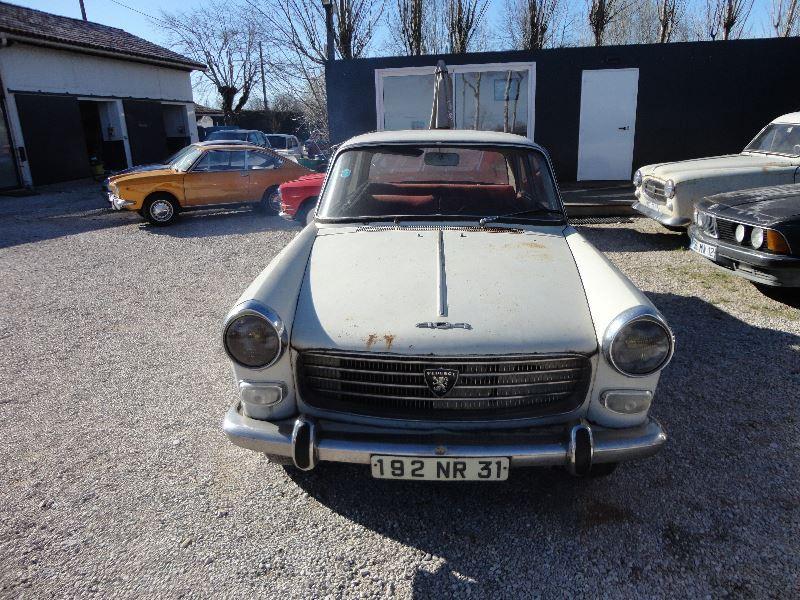 Photo 5 de l'offre de PEUGEOT 404 BERLINE à 4500€ chez TPL AUTO