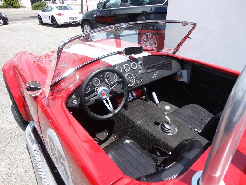 Photo 2 de l'offre de AC AC COBRA SHELBY AMERICAN à 75000€ chez TPL AUTO