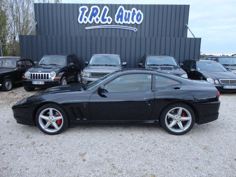 Ferrari 575 M M MARANELLO F1 Essence NOIR Occasion à vendre